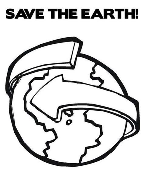 Save The Earth Coloring Pages Recycling Coloring Pages Az Coloring Pages by Save The Earth Coloring Pages