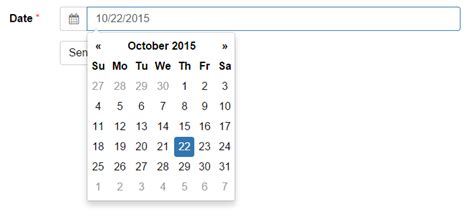 datetime format in php w3schools tutorial add a date picker to a bootstrap form formden com