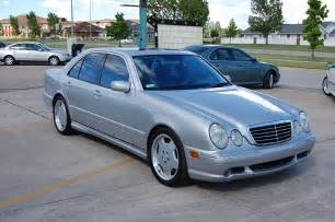Mercedes Suv 2002 2002 Mercedes E Class Information And Photos