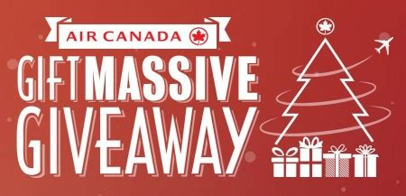 Free Giveaways Canada - enter air canada giftmassive giveaway over 1 million prizes free stuff finder canada