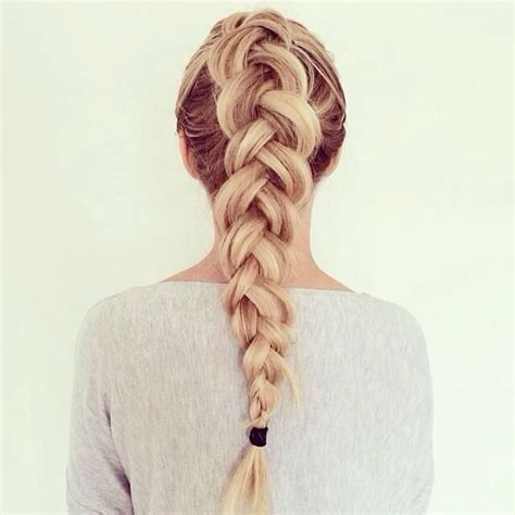 Cool Braids For Hair | 15 cool dutch braids for girls pretty designs