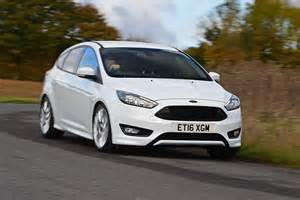 Ford Focus St Review Ford Focus St Line 2016 Review Pictures Auto Express