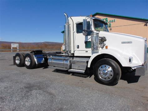 kenworth t800 for sale 2007 kenworth t800 tandem day cab tandem axle daycab for