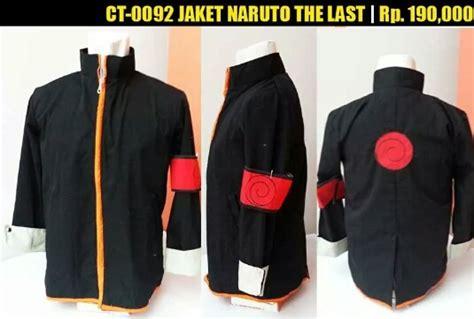 Jaket Anime Naturo The Last tanfidzaku anime toko anime toko anime murah