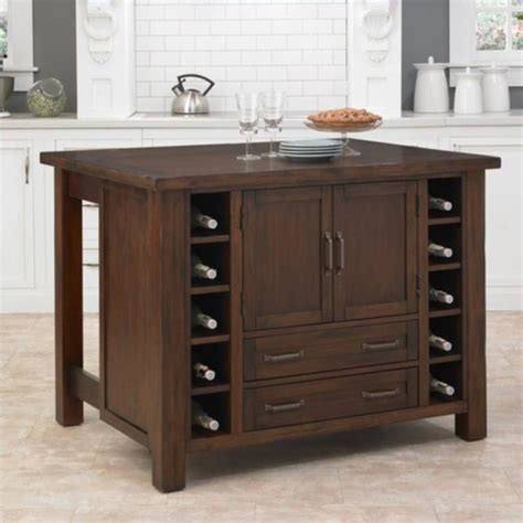 home styles kitchen island home styles cabin creek kitchen island 5410 94
