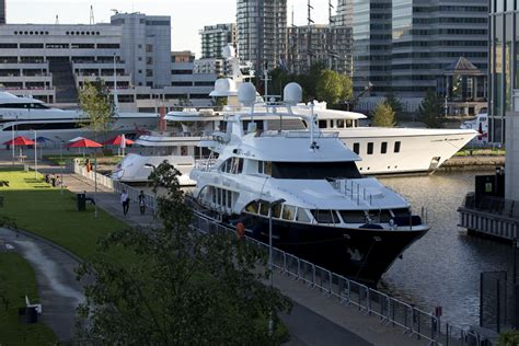 river thames yacht hotel 10 superyachts have entered the river thames for london
