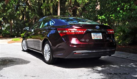 Toyota Avalon 2015 Review Road Test Review 2015 Toyota Avalon Hybrid 64