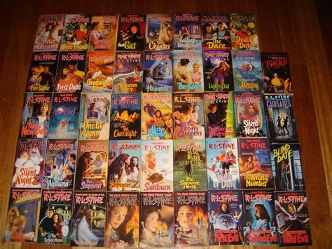 the secret bedroom rl stine fear street books