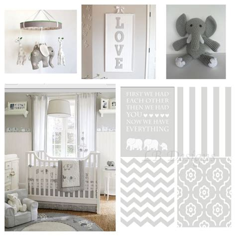 Nursery Decor Ideas Pinterest Elephant Nursery Ideas Thenurseries