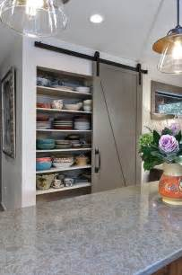 barn door for kitchen pantry ideas home design home design