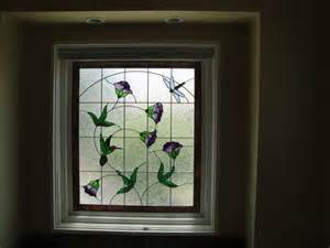 stained glass for bathroom window do you sell the pattern for the stained glass window in