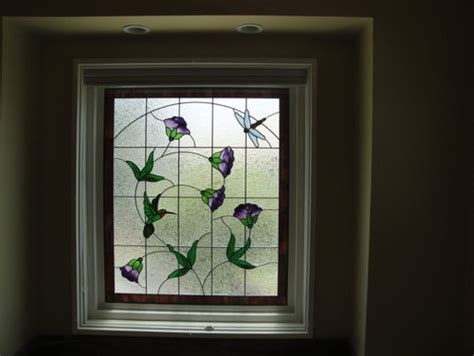 stained glass bathroom window do you sell the pattern for the stained glass window in