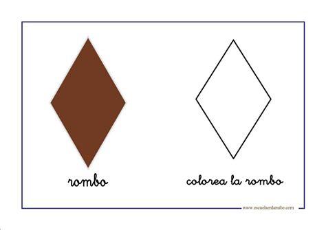 figuras geometricas un rombo figuras geometricas rombo
