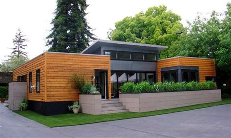 12 prefab shipping container homes with cool designs