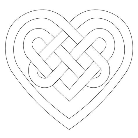 celtic heart knot tattoo designs 25 best ideas about celtic knot on