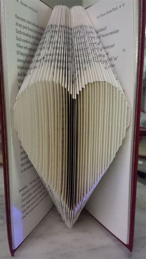 Folding Paper Books - best 25 book folding ideas on book folding