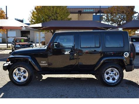 2wd Jeep Wrangler 2007 Jeep Wrangler 2wd 4dr Unlimited At Montgomery