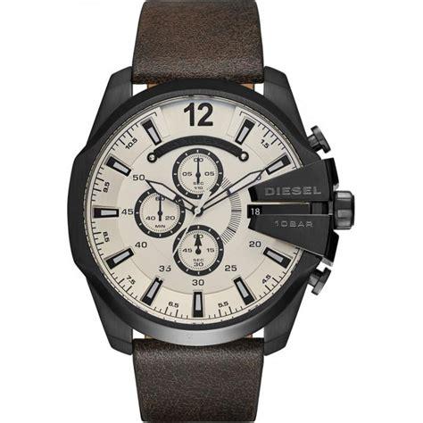 montre diesel dz4422 montre chronographe cuir homme sur bijourama montre homme pas cher en ligne