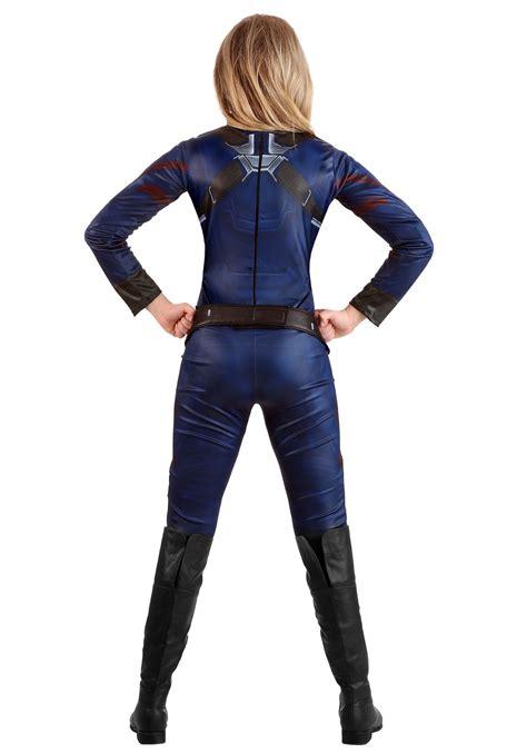captain america costume  women