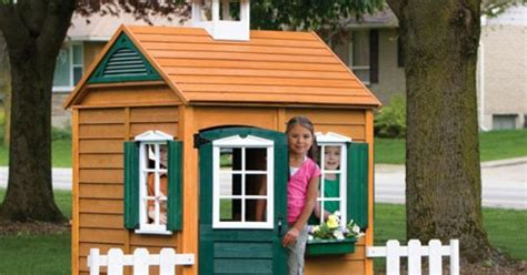 big backyard bayberry ready to assemble wooden playhouse big backyard bayberry ready to assemble wooden playhouse