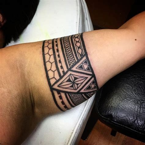 tribal band tattoos meaning 95 significant armband tattoos meanings and designs 2018