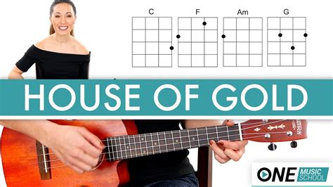 house of gold on ukulele how to play house of gold on soprano ukulele house plan 2017