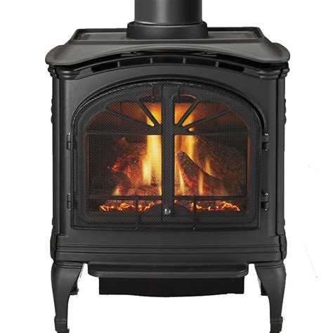 Gas Fireplaces Stoves by Heat Glo Tiara I Gas Freestanding Stove Fergus Fireplace