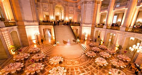 City Wedding Reception by Wedding Venues In The San Francisco Bay Area City