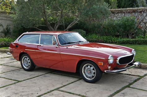 Home Interior Color by 1973 Volvo P1800 Es Http Www Charlescrail Com