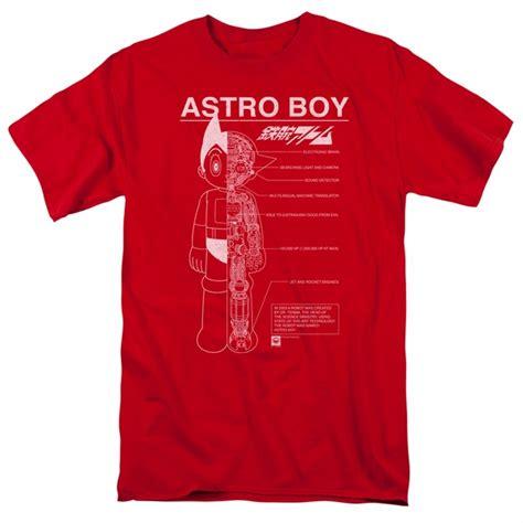 Astroboy Tees astro boy shirt schematics t shirt astro boy