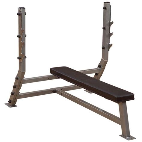 body solid bench body solid flat olympic bench sfb349g sfb349g 785 00