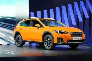 Subaru Xc Subaru Xv Set To Cross Atlantic As Next Crosstrek