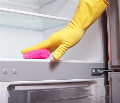 Lemari Es Untuk Warung bersihkan lemari es untuk hilangkan bau tidak sedap