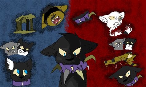 warriors the rise of scourge the rise of scourge by xxtwistedrainbows on deviantart