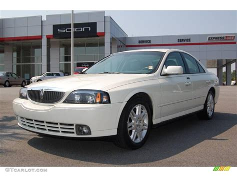Ceramic Ls 2005 Ceramic White Pearlescent Lincoln Ls V8 12728273