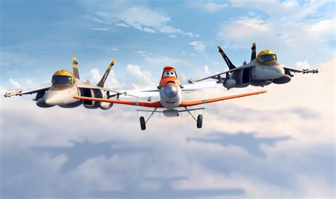 pictures of planes planes teaser trailer