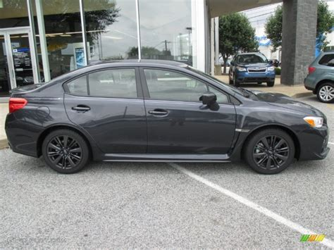 wrx subaru grey 2016 gray metallic subaru wrx 105423457 photo 9