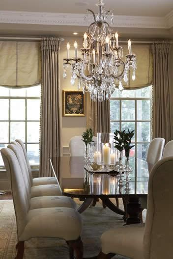 dining room designs with simple and elegant chandilers dining room