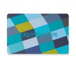 Bloomingdales Gift Cards - shefinds 13 new articles