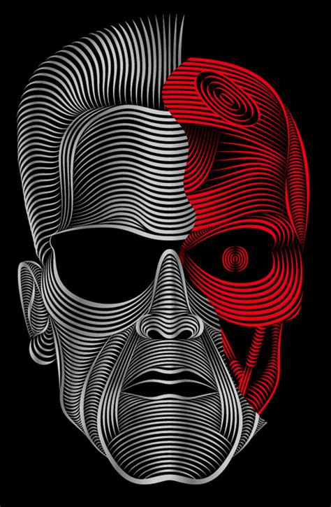 graphic designer vs layout artist 30 amazing digital illustrations by patrick seymour