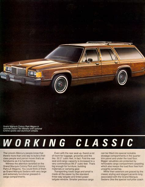 car manuals free online 1990 mercury grand marquis regenerative braking directory index mercury 1983 mercury 1983 mercury grand