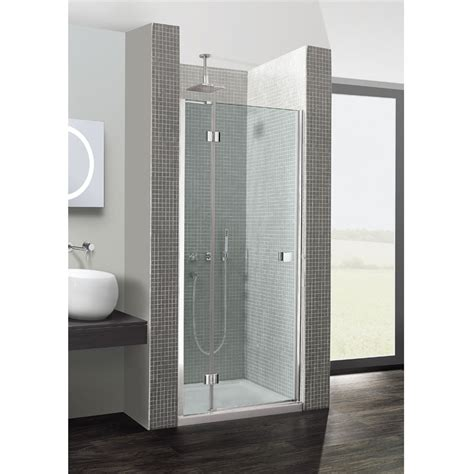 Simpsons Shower Door Simpsons Design 1100mm Hinged Shower Door With Inline Panel