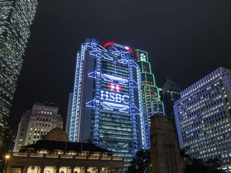 hsbc bank hong kong hsbc fined by hong kong securities regulator