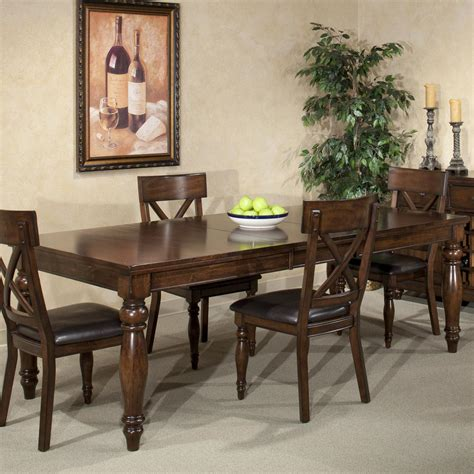 dining room ta intercon kingston kg ta 4290b c dining leg table hudson s furniture dining room table