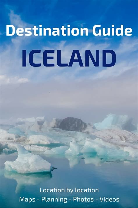 iceland the official travel guide books destination guide iceland maps things to do many photos
