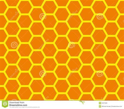 honeycomb pattern corel draw vector honeycomb grid royalty free stock photos image 5947628