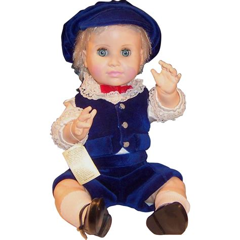 Baby Doll By Prince 18 quot royal nisbet baby doll prince william in his sunday