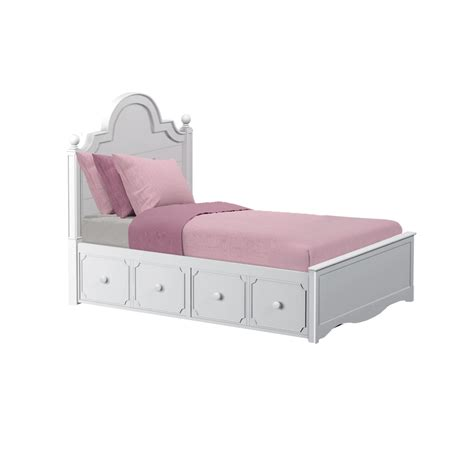 girls bed with drawers adealide girls white captains bed captain s drawers