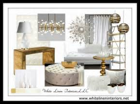 gold living room accessories white linen interiors offers affordable e design services white linen interiors