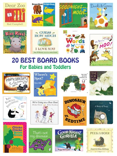 top 20 picture books 20 best board books for babies and toddlers fish